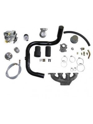 Kit turbo Punto 1.0 ou 1.4 8 valvulas